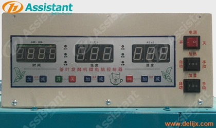 Black Tea Dark Tea Fermentation Machine Oxidation Process Machinery 6CFJ-30
