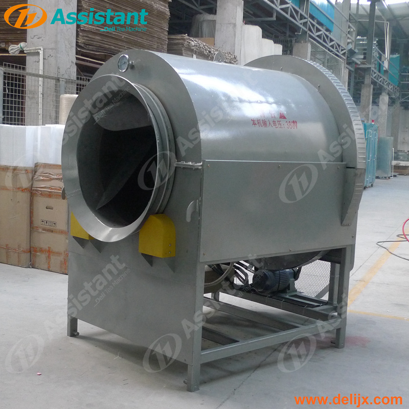 Electric Heating Green Tea Rotating Drum Roasting Drying Machine 6CSTP-D90