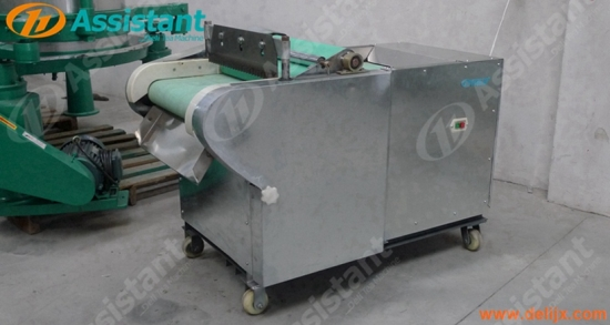 Herbal Tea Lotus Leaf Tea Big Leaves Cutting Machine