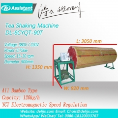 Oolong Tea Leaf Processing Shaking Wither Machine